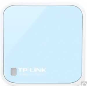 TP-LINK路由器 WR802N