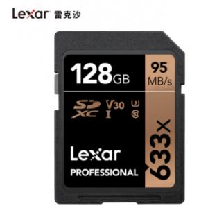 Lexar雷克沙 128G  95/S