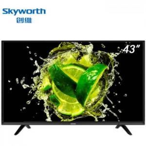 创维(Skyworth) 43E381S 43英寸系列定制平板彩电工程机 43E381S 43英寸高清