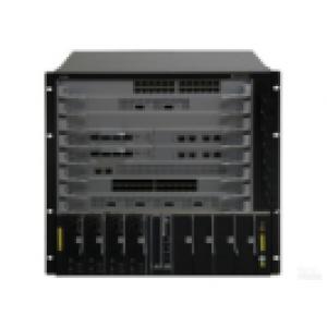 华为 S7706 汇聚交换机 双主控、24口光口板*2、24口电口板*1、3电源(质保1年、维保2年)