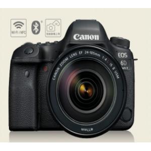 佳能(Canon)EOS 6D Mark II 单反相机 单反套机 全画幅(EF 24-105mm f/4L IS II USM 单反镜头)+包+三脚架+128G内存卡+读卡器+UV镜