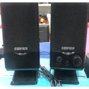 EDIFIER漫步者10U黑色 电脑多媒体音箱 单位:件