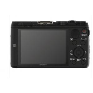 索尼(SONY) DSC-HX60 便携数码相机(2040万有效像素 30倍光学变焦 Wi-Fi遥控拍摄)黑色