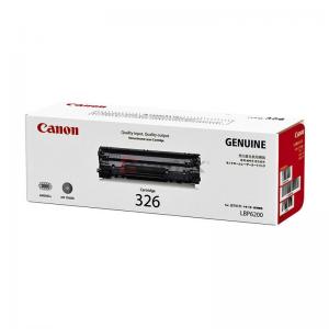 CANON/佳能 CRG-326 碳粉 1 支 2100 页 硒鼓 适用机型见商品详情