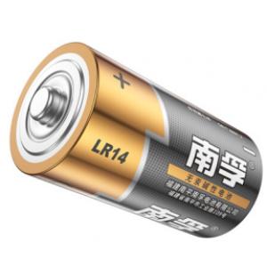 南孚 LR14-2号 碱性电池 1粒装(销售单位:粒)