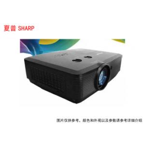 """""""夏普XG-EC500UA(黑)投影仪  亮度:5700 分辨率:1920*1200  对比度:50000:1   """""""