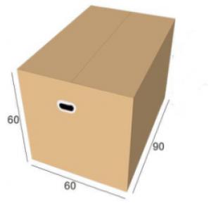 CN 特硬超大纸箱收纳包装盒快递打包纸箱