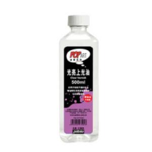 贝碧欧  上光油 500ml 专业油画颜料辅料(销售单位:瓶)