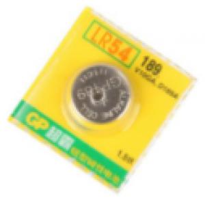 超霸1.5V纽扣电池189-LY/LR54 单位:粒