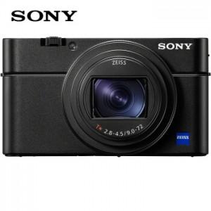索尼(SONY)DSC-RX100 黑卡系列 数码相机/照相机 DSC-RX100M6 (大变焦黑卡6)