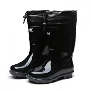 回力 HXL557  雨鞋中筒防水防滑橡胶雨靴