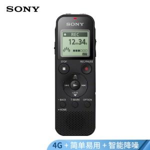 索尼 PX470 4GB 黑色 录音笔
