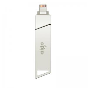 爱国者(aigo)64GB USB3.0 苹果U盘 U368