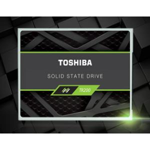 东芝(TOSHIBA) 240GB SSD固态硬盘 SATA3.0接口 TR200系列