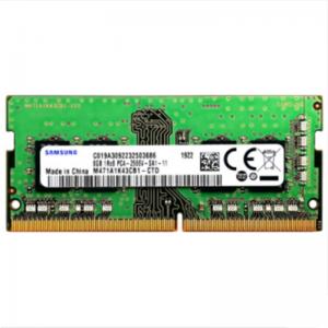 三星  1RX8 PC4-2400T 8G笔记本内存条 M471A1K43CB1-CRC (单位:根)