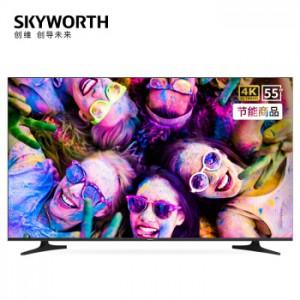 创维 55E392G 55英寸4K超清智能商用电视 黑色(单位:台)