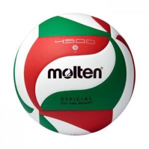 摩腾(molten)V5M4500 5号中考学生专用球PU材质排球