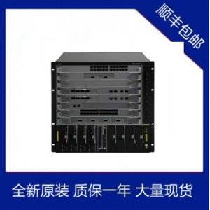 华为(HUAWEI)S7706核心交换机 (含一体化非PoE总装机箱,SRUA主控板*2,800W交流电源*2 ,48端口十兆/百兆/千兆以太网电接口板 ,12端口万兆以太网光接口板)品牌:华为(HUAWEI)
