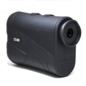 保时安(BAOSHIAN)CS-600手持户外远距离激光测距仪测速测高测角