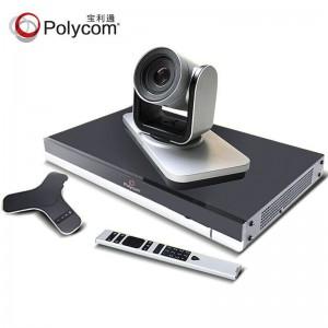 宝利通 GROUP550 会议摄像头套装(含15米HDCI延长线、HDMI分配器、云台三脚架、摄像头三脚架托盘)