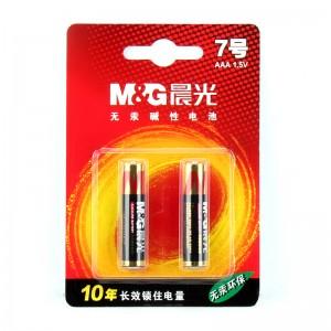 (703984)晨光(M&G) ARC92554 5号 电池(单位:卡)