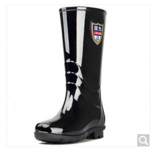 回力  863 女士中高筒雨靴销售单位:双