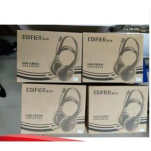 漫步者 K3000 USB自动化耳机麦