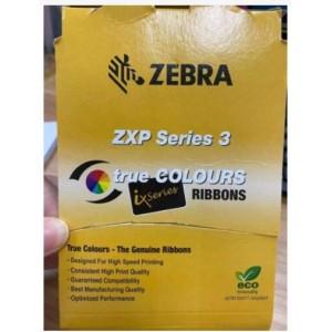 斑马 ZXP3C 证卡打印机 彩色 色带 单位:个