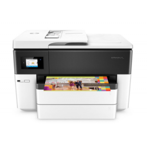HP Officejet pro 7740 A3彩色喷墨多功能复印扫描传真一体机无线