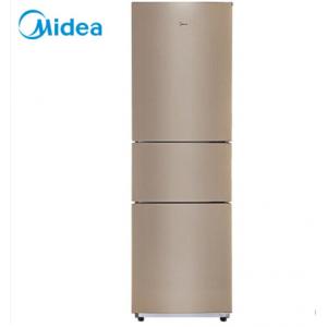 美的(Midea) 213升 三门三温家用冰箱冷藏冷冻大容量保鲜节能省电静音  BCD-213TM(E)