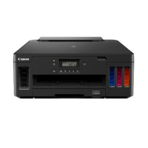 佳能(Canon)加墨式高容量 PIXMA G5080 自动双面 有线/无线打印机