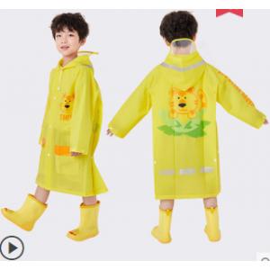 施洛寇 儿童幼雨衣 白色小象 尺寸型号备注