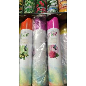 清风 360ml 喷罐 空气清新剂 茉莉/桂花/玫瑰/柠檬香型