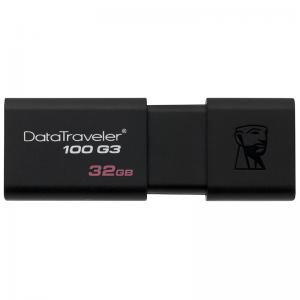 金士顿 DT100G3-32G USB3.0高速U盘