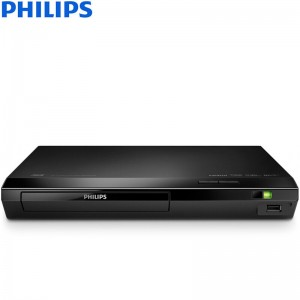 飞利浦 /VCDji BDP2590 USB/CD/VCD/DVD 270*41*199mm 110-240V/50/60HZ