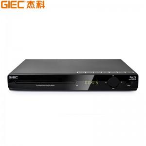 杰科 /VCDji BDP-G2803 蓝光/DVD/高清HDMI/CD/VCD/USB 100-240V 50/60HZ 280*202*38MM