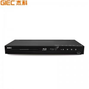 杰科 /VCDji BDP-G3005 DVD/VCD/CD/USB/EVD/3D蓝光播放机 5.1声道 110V-240V 50Hz/60Hz 360*201*40mm