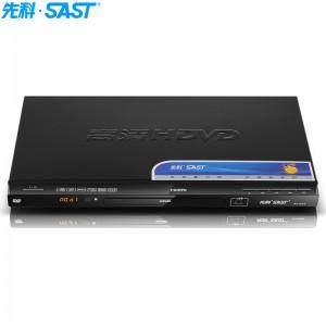 先科 /VCDji SA003 CD/VCD/DVD/USB HDMI接口 S端子接口色差接口 5.1声道接口 输入端口USB 电源110-240V 360*38*230mm