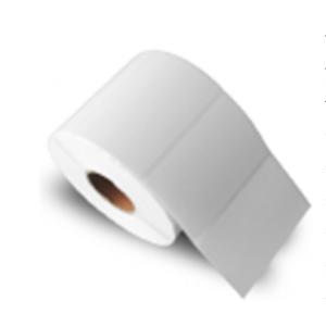 斑马 50*50 铜版标签纸 (单位:卷)