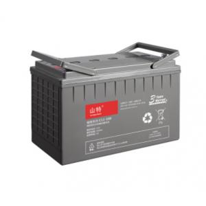 SANTAK山特 UPS电池 C12-100/12V100AH 铅酸免维护 蓄电池
