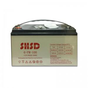 SHSD 12V100AH 329*172*219mm UPS电源专用蓄电池 (单位:个)