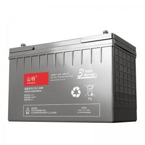 山特 C12-100AH UPS不间断电源 330mm*173mm*216mm 铅酸蓄电池
