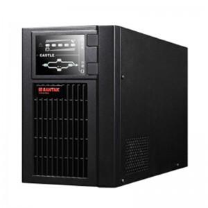 山特 C2KS 2KW UPS延时半小时 6*12V12AH(含主机*1台;电池*6块;A2电池柜*1个)