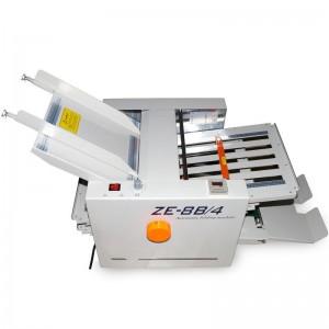 宝预 ZE-8B/4 折页机 系列折纸机办公折页机说明书叠纸机(WSZ)