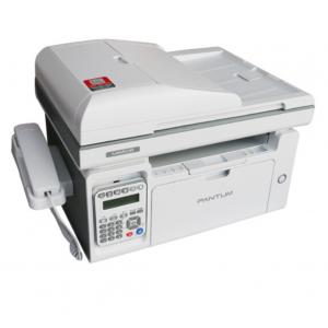 奔图(PANTUM)M6606 Pro黑白激光打印机 打印复印扫描传真四合一 M6606NW