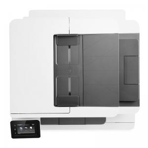 惠普 彩色激光打印机 传真机 Color LaserJet Pro M281fdn A4幅面 打印/复印/扫描/传真 双面打印