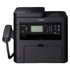 佳能黑白激光多功能一体机 iC MF246dn A4幅面 打印/复印/扫描/传真 黑色