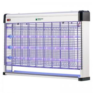 汤玛斯(TONMAS)LED灭蚊灯 家用捕蚊器 商用灭蝇灯 餐厅酒店灭蚊器 驱蚊防苍蝇电击式 led节能省电 TMS-60WP-LED