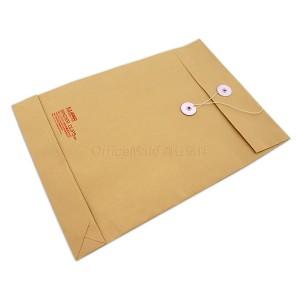 欧标 档案袋 120g 牛皮纸