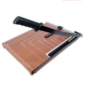 得力 8001 B3木质切纸机